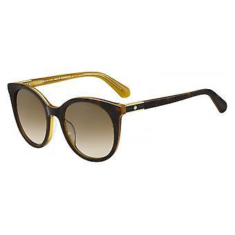 Sonnenbrille Damen  Akayla   gradient braun