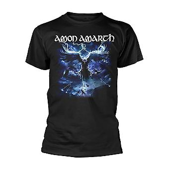 Phd - raven's flight - amon amarth - men's t-shirt
