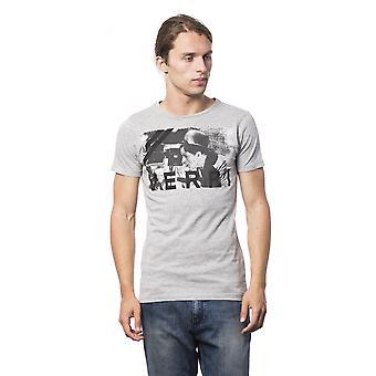 Verri Grigio Ml Grey Ml T-Shirt VE684952-S