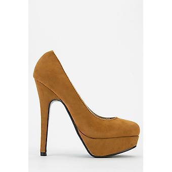 Valeour Platform Heels