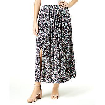 Maison Jules | Macaroon Tie Front Midi Skirt