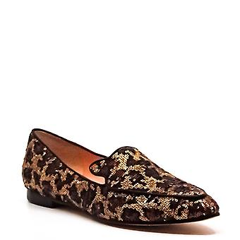 Kate Spade | Caty Cape Black Sequin Loafers