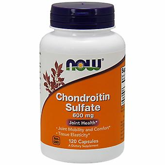 Jetzt Lebensmittel Chondroitin Sulfat, 600 mg, 120 Kapseln