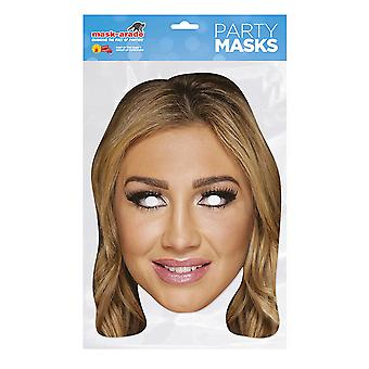 Mask-arade Lauren Goodger Party Mask