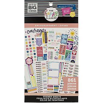 Happy Planner Sticker Value Pack-Encouragement, 861/Pkg