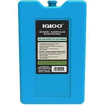 IGLOO MaxCold Large Ice Freeze Block - Blue