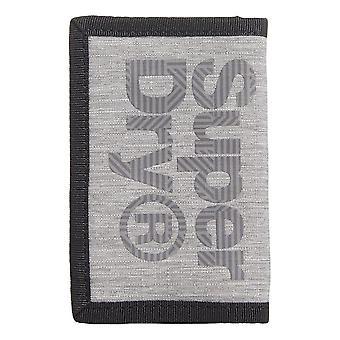 Superdry Velcro Logo Wallet - Grey Marl