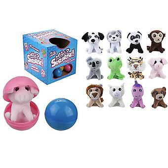 PMS Mini Surprise Plush Toys & Games - Assorted