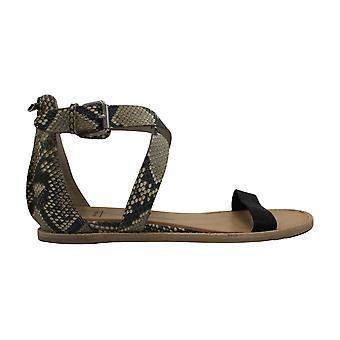 Dolce Vita Womens Nolen Open Toe Casual Ankle Strap Sandals
