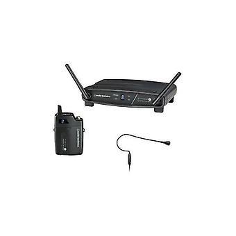 Audio-technica system 10 atw-1101/h92 wireless headworn microphone system