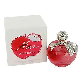 Nina Ricci Nina Eau de toilette spray 80 ml