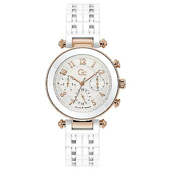 Gc watches prime chic watch for Women Analog Quartz with stainless steel bracelet Y65001L1MF
