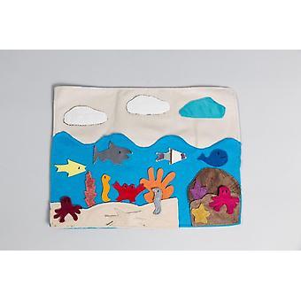 Sea Habitat Storyboard