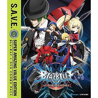 BlazBlue : Alter mémoire - Complete Series - Save import USA [Blu-ray]