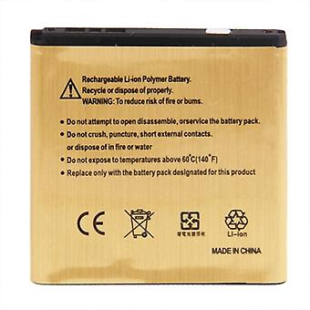 2430mAh High Capacity Gold Business Battery pour Sony Ericsson MT15i Xperia Neo/ MK16i