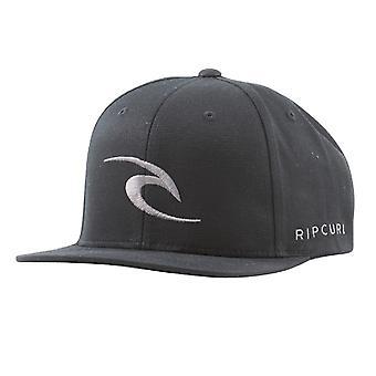 Rip Curl Men's Snapback Cap ~ Tepan SB black grey