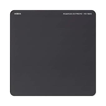 Cokin z-pro (l) nuances extreme nd1024 10-stop square filter