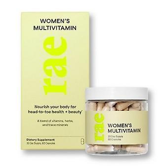 Rae Women's Multivitamin Dietary Supplement Capsule