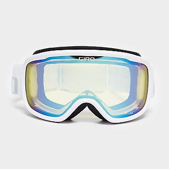 New Giro Men's Cruz Ski Goggles White