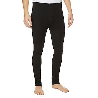 New Peter Storm Men's Thermal Base Layer Pants Black