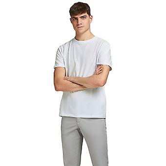Jack & Jones Men's Bio-Baumwolle T-Shirt Premium Kollektion regelmäßige Passform