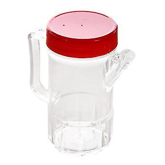 Acryl Olivenöl & Essig Flaschen Cruet - Spout Pourer