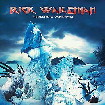 Wakeman,Rick - Christmas Variations [Vinyl] USA import