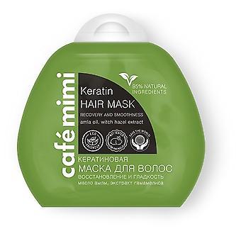 Cafe Mimi Keratin Hair Mask 100ml