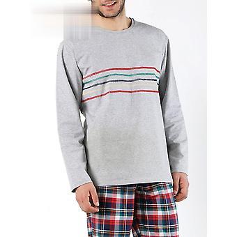 Sleepwear Set Nachthemden Sleepshirts Nachthemden Top Hose Pyjamas