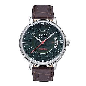CCCP Kashalot Dress Automatic Green Dial Men's Watch CP-7037-02