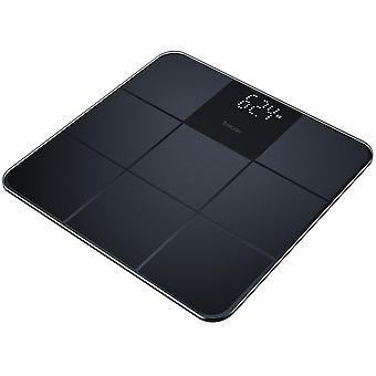 Digital Personal Wave in Glass - Black