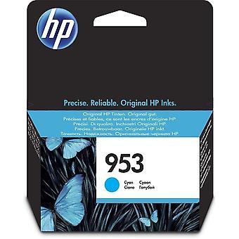 HP 953 Cyan Original Druckerpatrone fr HP OfficWokex Pro 7720, 7730, 7740, 8210, 8710, 8715, 8720,