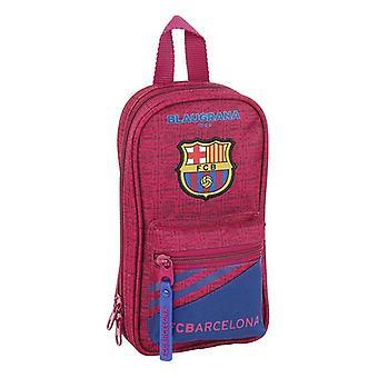 Backpack Pencil Case F.C. Barcelona