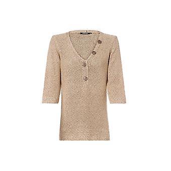 Suéter de areia dourada OLSEN Olsen 11003405