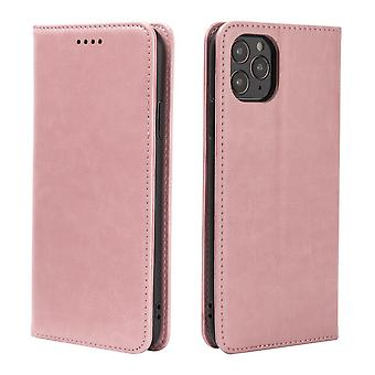 Punainen iskunkestävä puhelinkotelo Samsung Galaxy Note 20 -korttipaikan lompakkoon