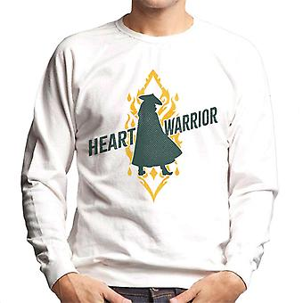 Disney Raya And The Last Dragon Heart Warrior Men's Sweatshirt