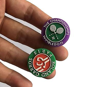 10pcs New Game Tennis Racket Damper Shock Absorber To Reduce Tenis Racquet