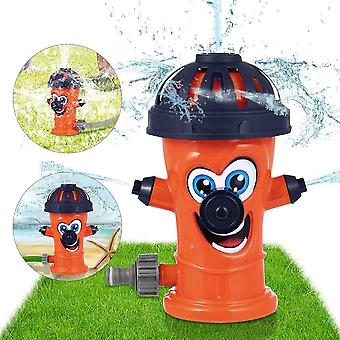 HanFei Sprinkler Spielzeug fr Kinder,Hydrant Sprinkler,Wasserspielzeug Sprinkler,Wassersprinkler
