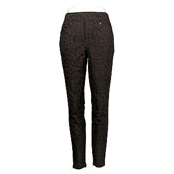 Belle de Kim Gravel Women's Jeans Reg TripleLuxe Jeggings Brown A367290