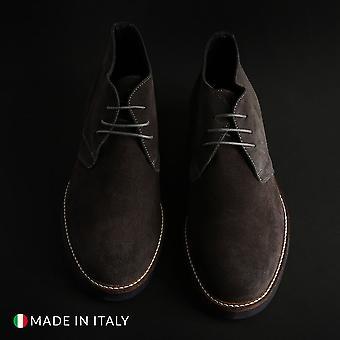 Duca di morrone - 101_camoscio - calzado hombre