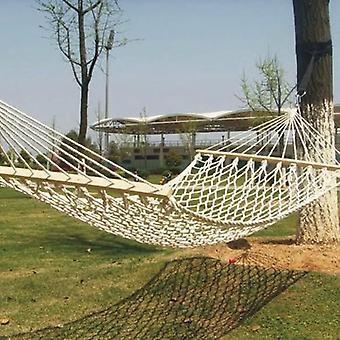 Hammock Single Flat Swing Ultralight Garden Sports