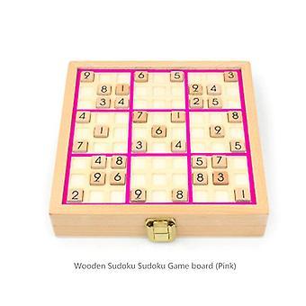 משחק סודוקו עץ חשיבה לוגית אימון צעצועים משחק מגירת לוח חינוכי מוקדם| אסטרטגיה משחקים