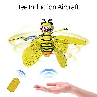 Flying toy RC Animal RC Bee Electronic Infrared Induction Aircraft Portable Control Toys|RC  Animals