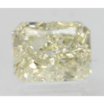 Sertifioitu 0,70 karat J Väri VVS1 Säteilevä luonnollinen löysä timantti sormukselle 5,19x4m