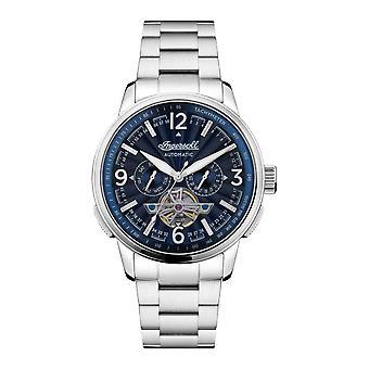 Ingersoll I00305B The Regent Automatic Steel Bracelet Wristwatch