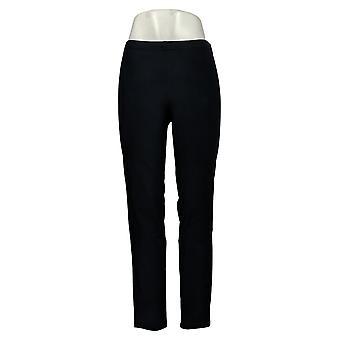 Kobiety z control shapewear Tushy Lifter Slim Leg Pants Blue A310956