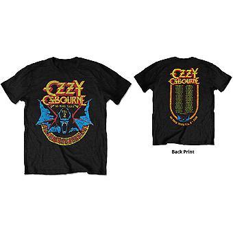 Ozzy Osbourne - Bat Circle Men's X-Large T-Shirt - Black