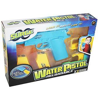 Přepětí Znovu nabijte jeden vodní blaster