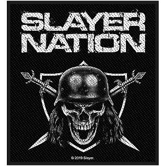 Slayer - Slayer Nation Standard Patch