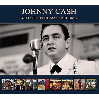 Johnny Cash - Eight Classic Albums CD